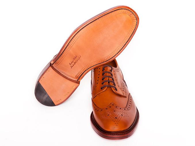 Якість взуття визначають за шкіряною підошвою